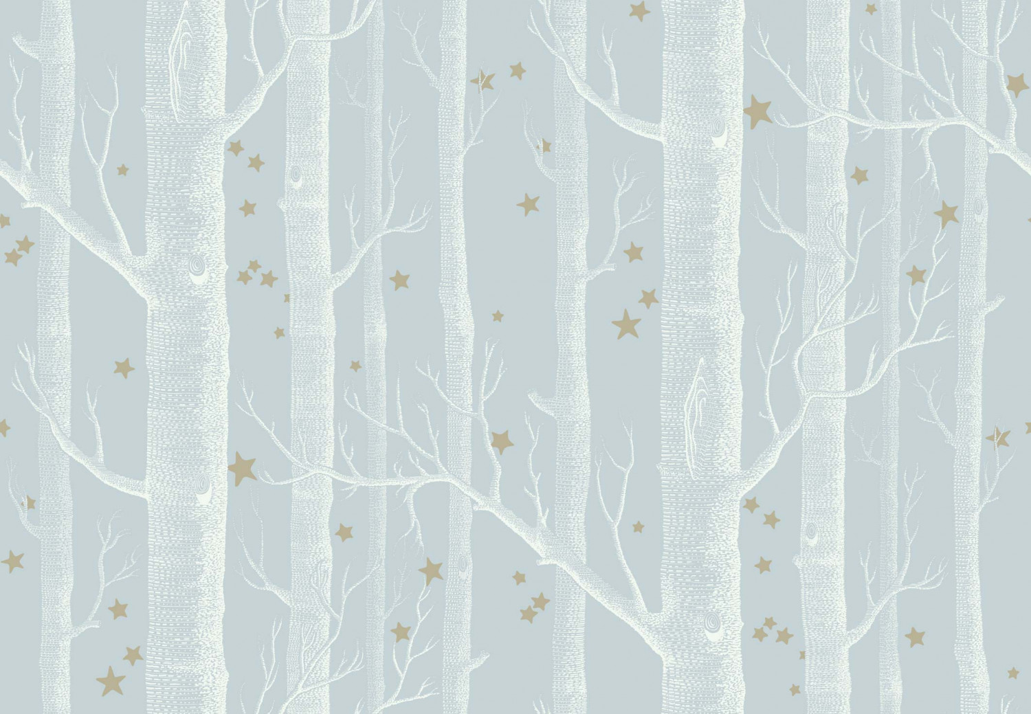 Cole And Son Woods cole & son - whimsical - woods & stars 103/11051