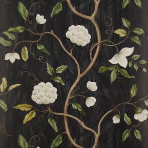 Colefax and Fowler - Summer Palace/Baptista - Snow Tree 7949/06 Black