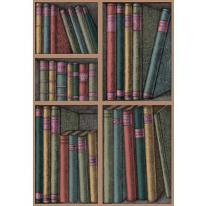 Cole & Son - Fornasetti III - Ex Libris 114/5010