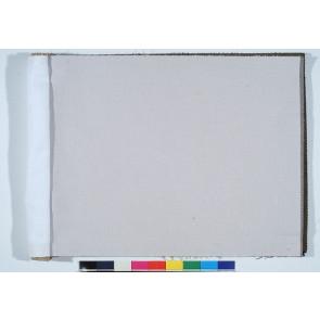 Dominique Kieffer - Tissage de Coton - Blanc gris 17106-001