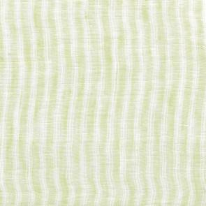 Dominique Kieffer - Rayures en Voile G.L. - Vert tendre 17187-004