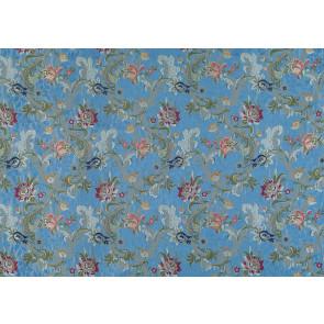 Rubelli - Borboni - Bleu nattier 7132-004