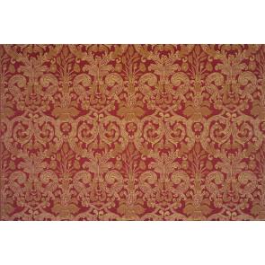 Rubelli - Van Dyck - Rosso 7333-002