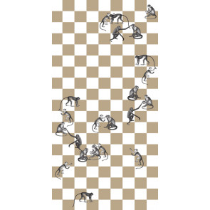 Cole & Son - Fornasetti - Checkmate 82/21033