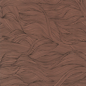 Casamance - Blossom - Alula - 74360518 Terracotta