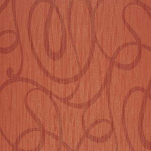 Casamance - Vision - Ruban Motif Orange 925347