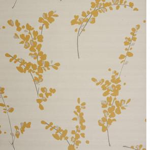 Casamance - Sakura - Hanafuda Fleur Ocre 9420436