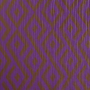 Casamance - Horizons - Echapée Ikat Violet 9640272