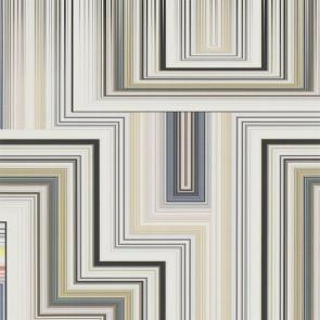 Christian Lacroix - Abstract Malachite 3m Drop - PCL013/01 Multicolore