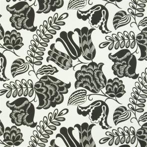 Designers Guild - Coconut Grove - Black and White - F1814-04