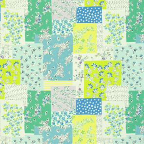 Designers Guild - Daisy Patch - Aqua - F1829-02