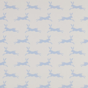 Jane Churchill - Brightwood - March Hare - J135W-04 Pale Blue