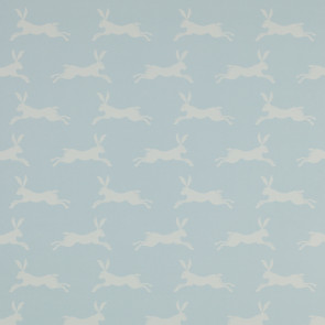 Jane Churchill - Brightwood - March Hare - J135W-07 Aqua