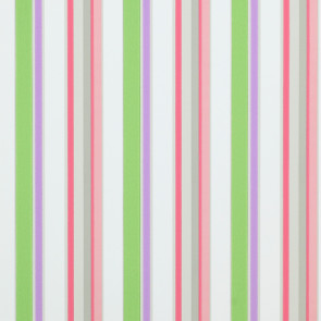 Jane Churchill - Get Happy - Disco Stripe - J142W-03 Pink/Green