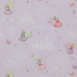 Jane Churchill - Get Happy - Fairyland - J149W-01 Lilac