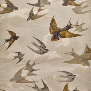 John Derian - Chimney Swallows - PJD6003/03 Sepia
