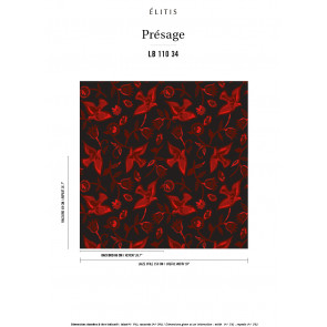 Élitis - Présage - Sur un air de tango LB 110 34