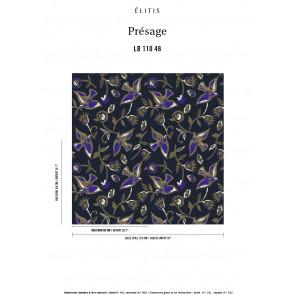 Élitis - Présage - Parcours sans fautes LB 110 48
