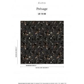 Élitis - Présage - Elégance absolue LB 110 80
