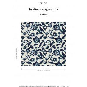 Élitis - Jardin imaginaire - Le sens de la destinée LB 111 45