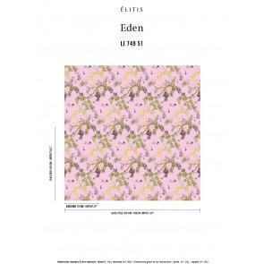 Élitis - Eden - Une vraie douceur de vivre LI 749 51