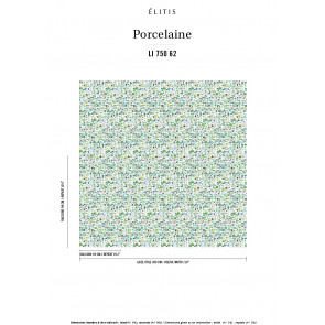 Élitis - Porcelaine - Fantaisie assumée LI 750 62