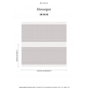 Élitis - Hossegor - L'art du tissage LW 243 06