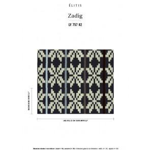 Élitis - Zadig - Rien n'est trop beau pour vous LY 757 82