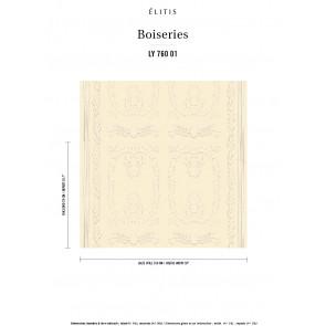 Élitis - Boiserie - Cultissime LY 760 01