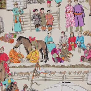 Manuel Canovas - Vol 6 - Hazara Turquoise 3084/01