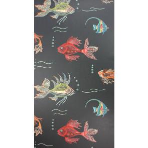 Nina Campbell - Perroquet - Aquarium NCW3833-01
