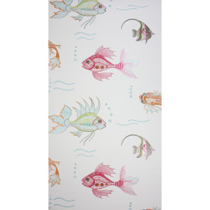 Nina Campbell - Perroquet - Aquarium NCW3833-03