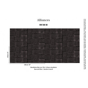 Élitis - Alliances - Etna - RM 580 80 Signe d'appartenance
