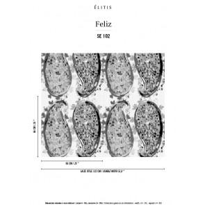 Élitis - Feliz - Un bon kharma SE 102 58