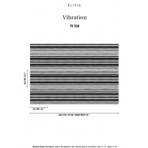 Élitis - Vibration - Un glamour apaisé TV 538 18