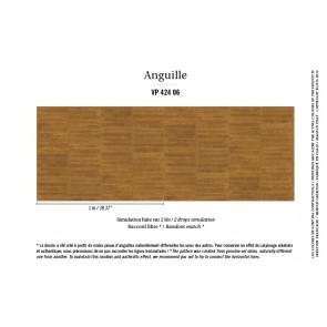 Élitis - Anguille big croco galuchat - Anguille - VP 424 06 Se laisser éblouir !