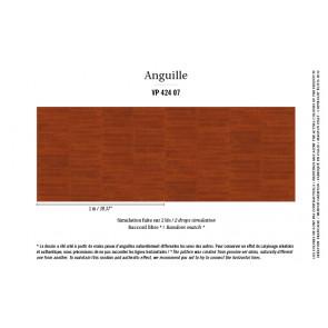 Élitis - Anguille big croco galuchat - Anguille - VP 424 07 Son exubérance naturelle