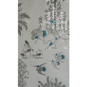 Osborne & Little - O&L Wallpaper Album 6 - Jagmandir W6023-04